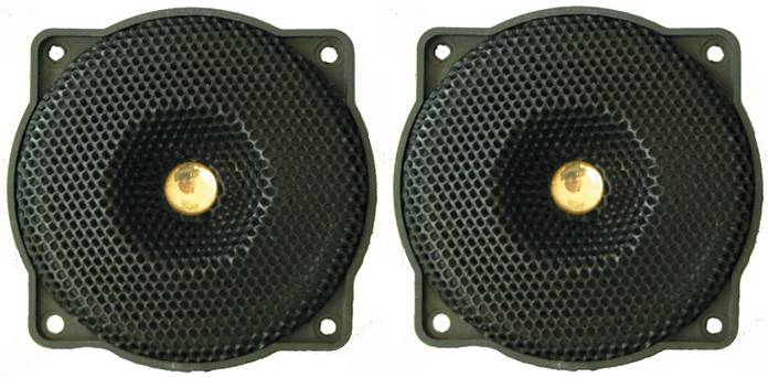4 Inch Waterproof Speakers