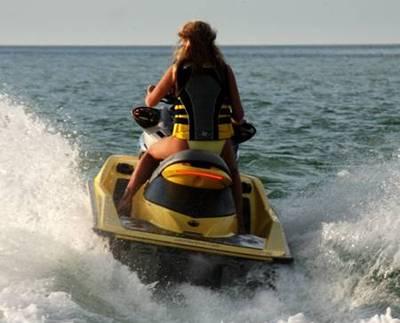 Pwc Jet Ski Brake Light Full Wave Marine